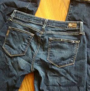 Like new Paige jeans